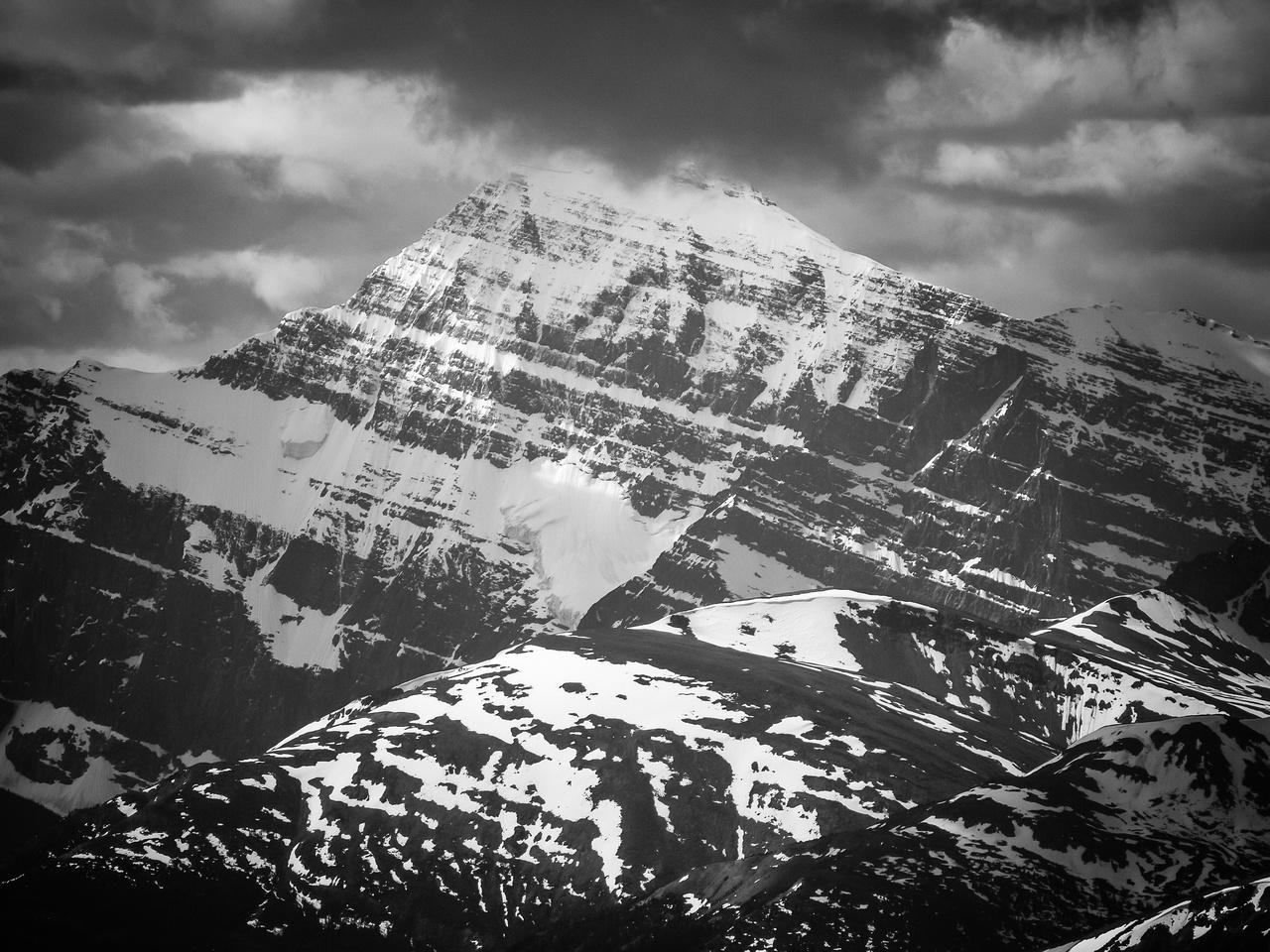 Mount Edith Cavell