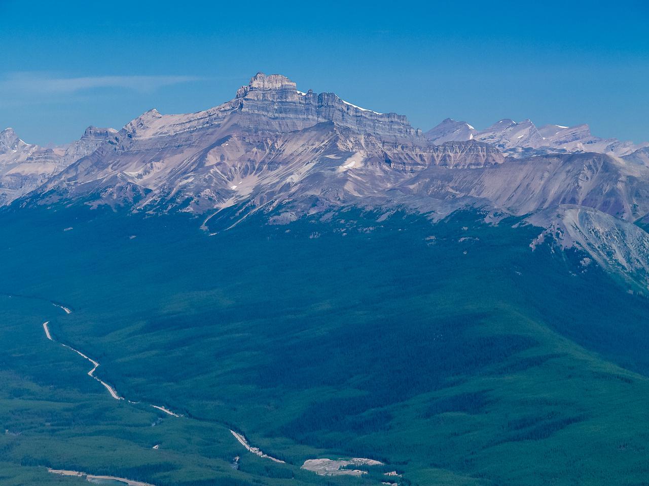 Mount Hector.