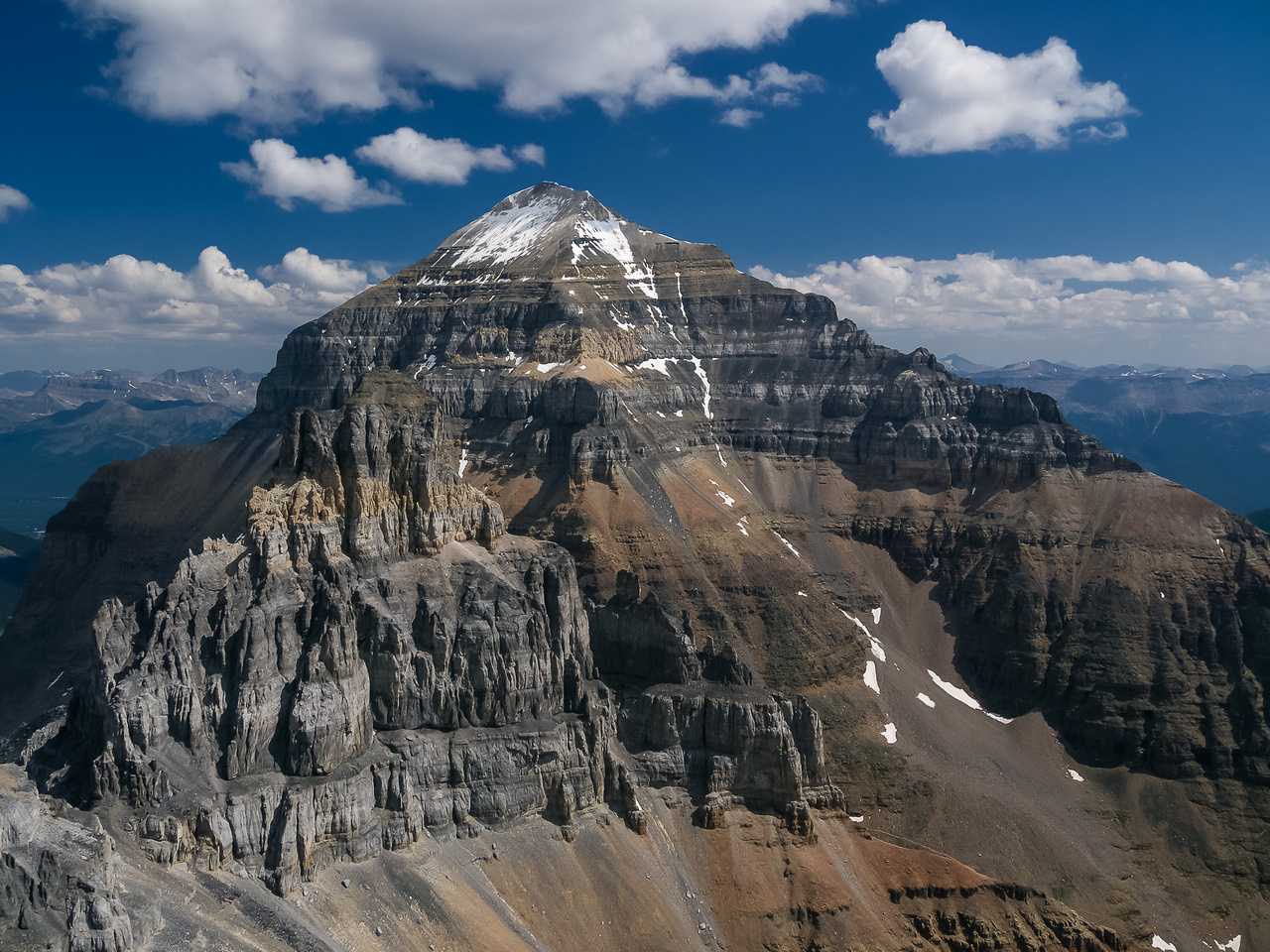 Mount Temple is still one of my favorite peaks of all time.
