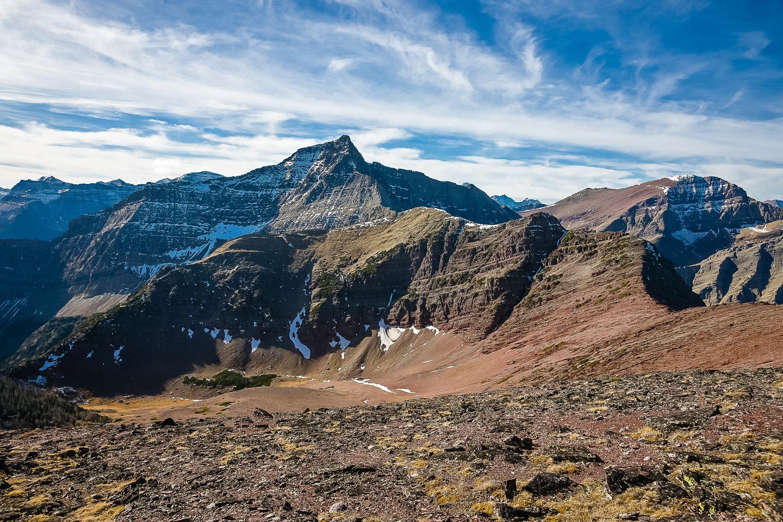 Mount Alderson.