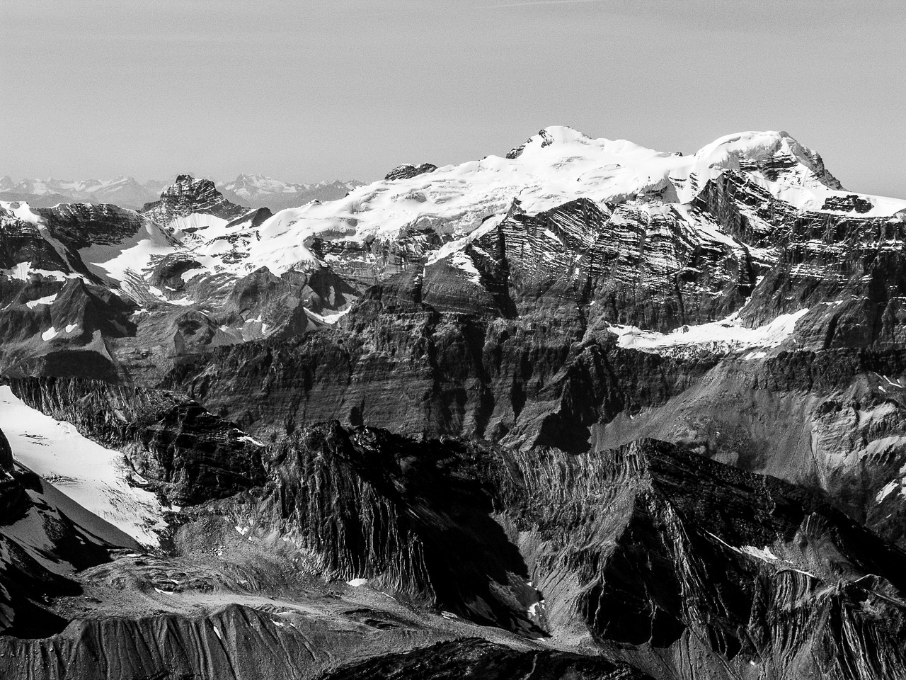 Mount Mummery.