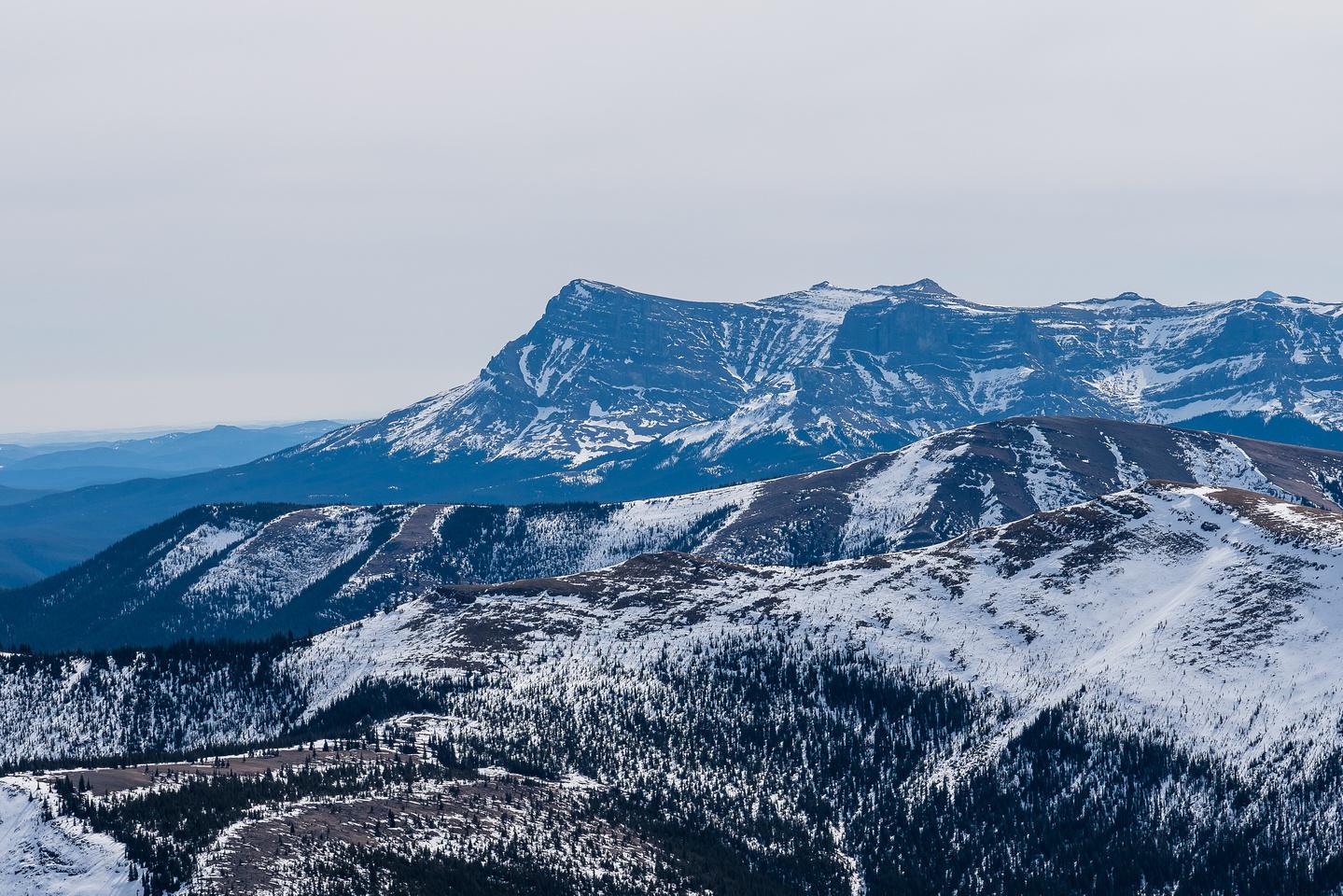Ghost (Kink) Peak.