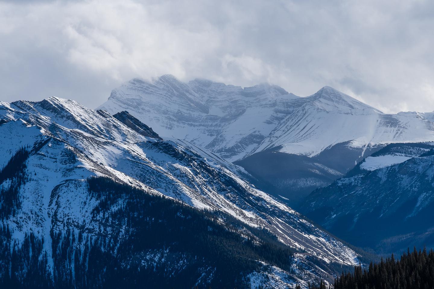 Puma Peak looks fierce!