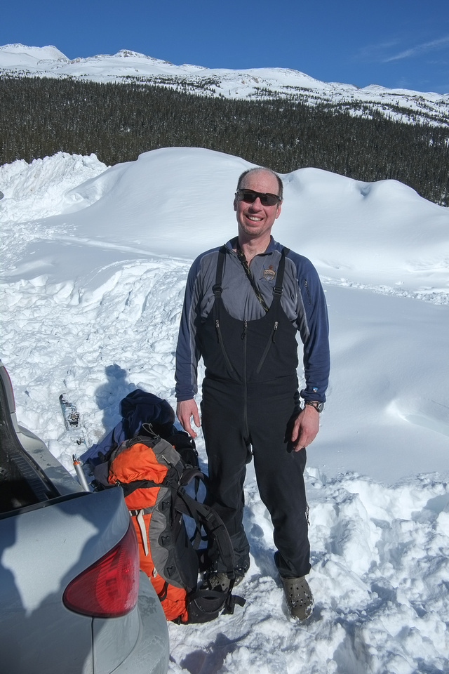 49 more peaks to go for Summits for Seniors!
