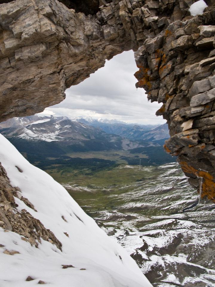 I love windows on ridges!