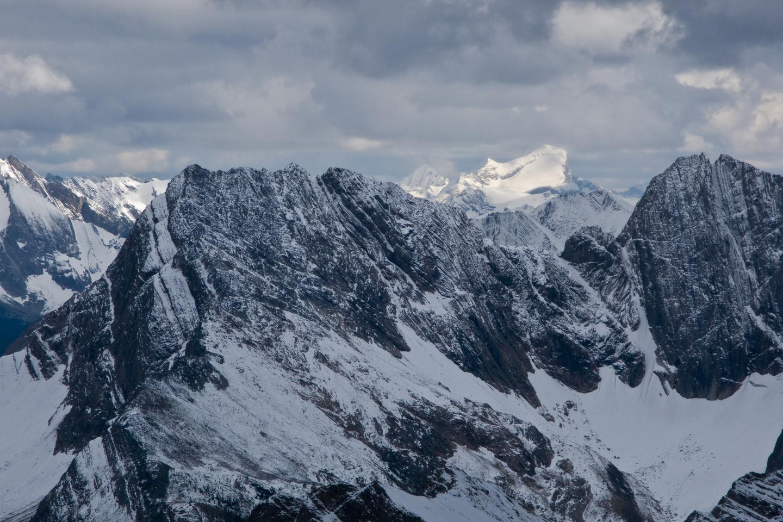 Mount Joffre in Kananaskis Country.