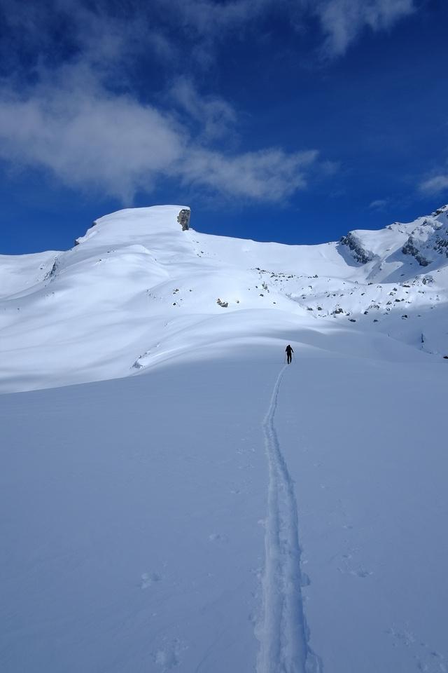 Ascending Ramp Peak.