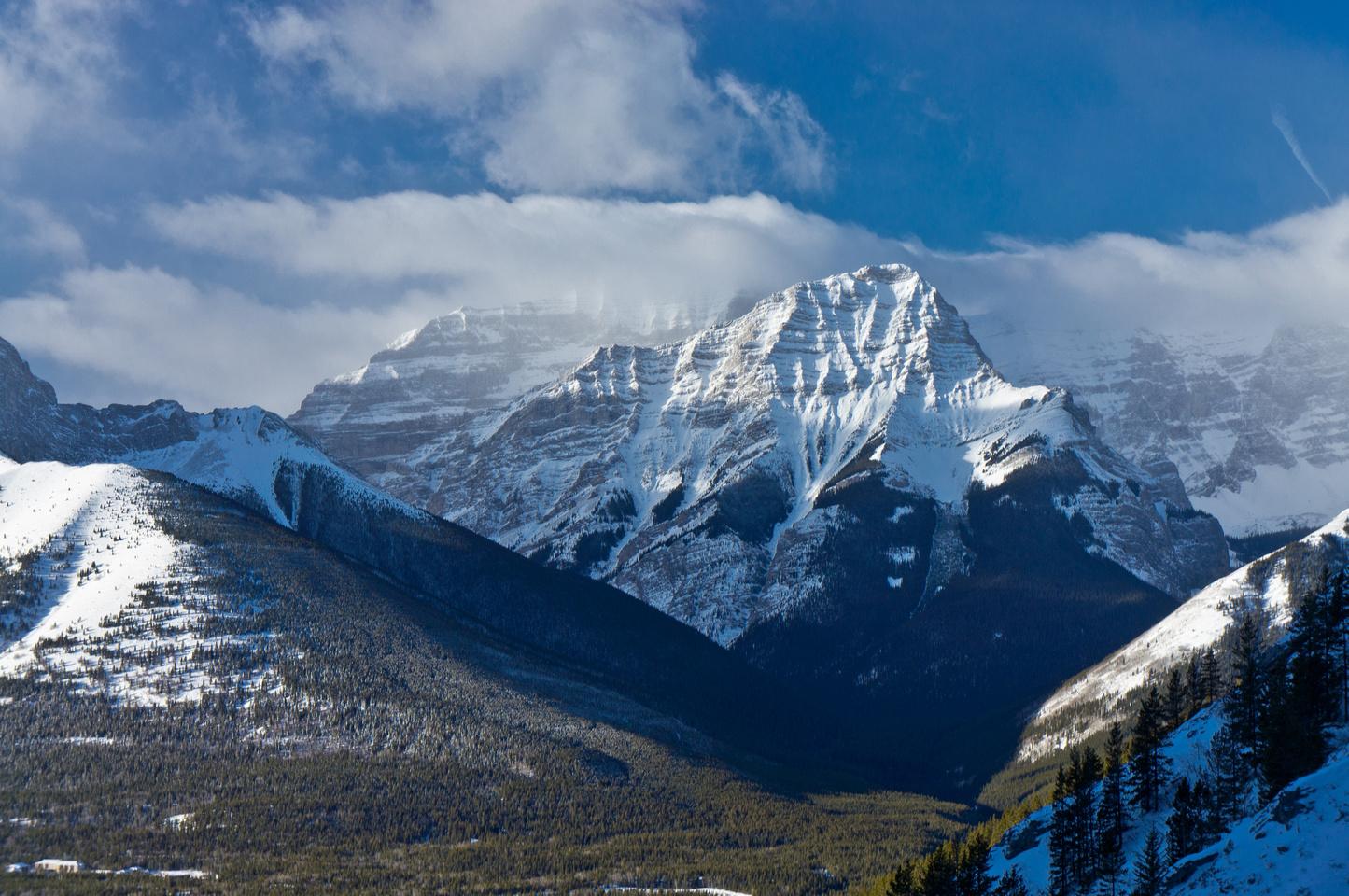 Ribbon Peak is calling my name!