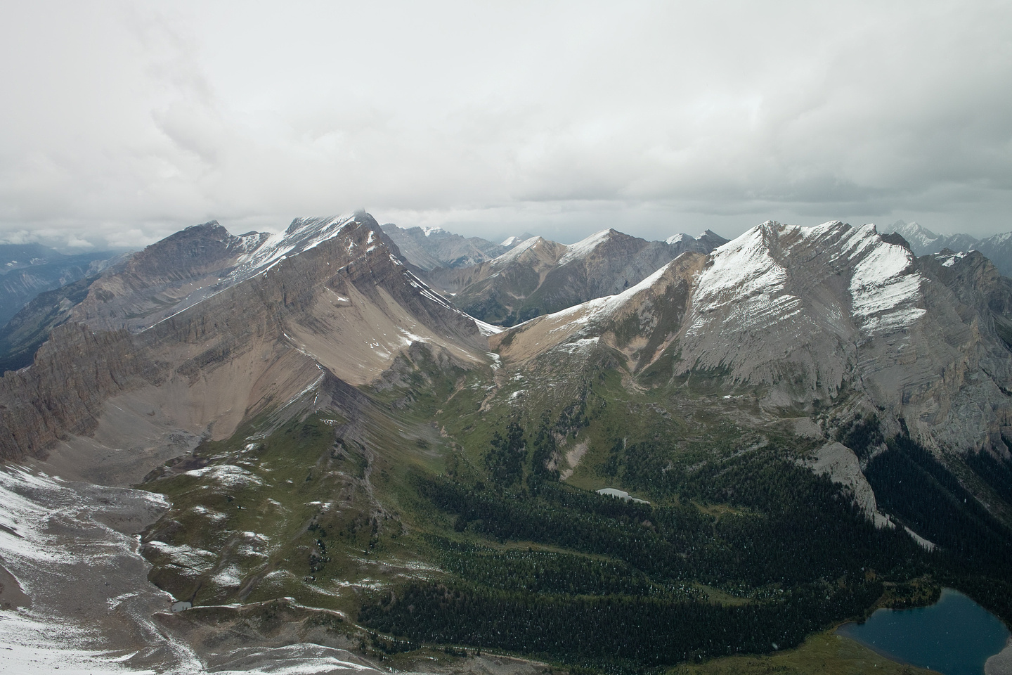 Summit view isn't as good as it could be!