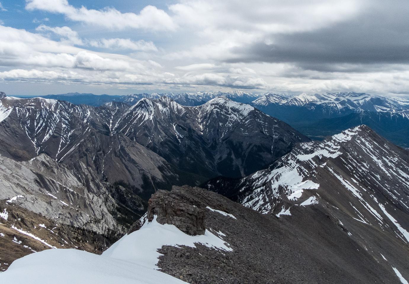 Grotto Mountain.